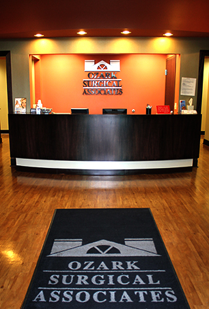 Ozark Surgical Associates Front Desk